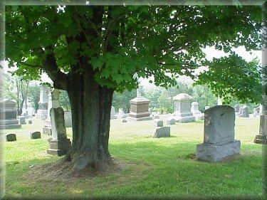 Mainesburg Cemetery (Tioga County, Pennsylvania)