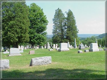Obituaries - Mainesburg Cemetery, Sullivan Township, Tioga ...