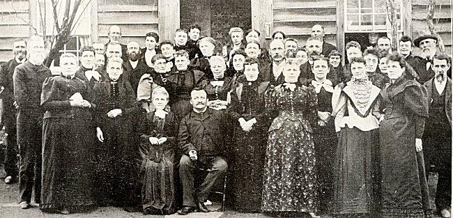 History Of The Presbyterian Church Of Rome Pennsylvania