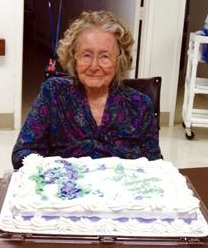 Ruths Granddaughter Susan Faulkner Davis E Mailed The Morning Times Recently To Say Ruth Would Be Having A 109th Birthday Party At Her Current Home