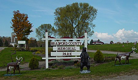 Obituaries - Bradford County Memorial Park, Burlington
