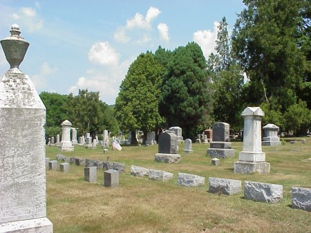 Mansfield PA - Obituaries - Prospect Cemetery, Mansfield, Tioga ...