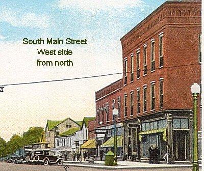 Barber Shop Hamilton Nj : Mansfield PA & Richmond Township in Tioga County PA - History of the ...